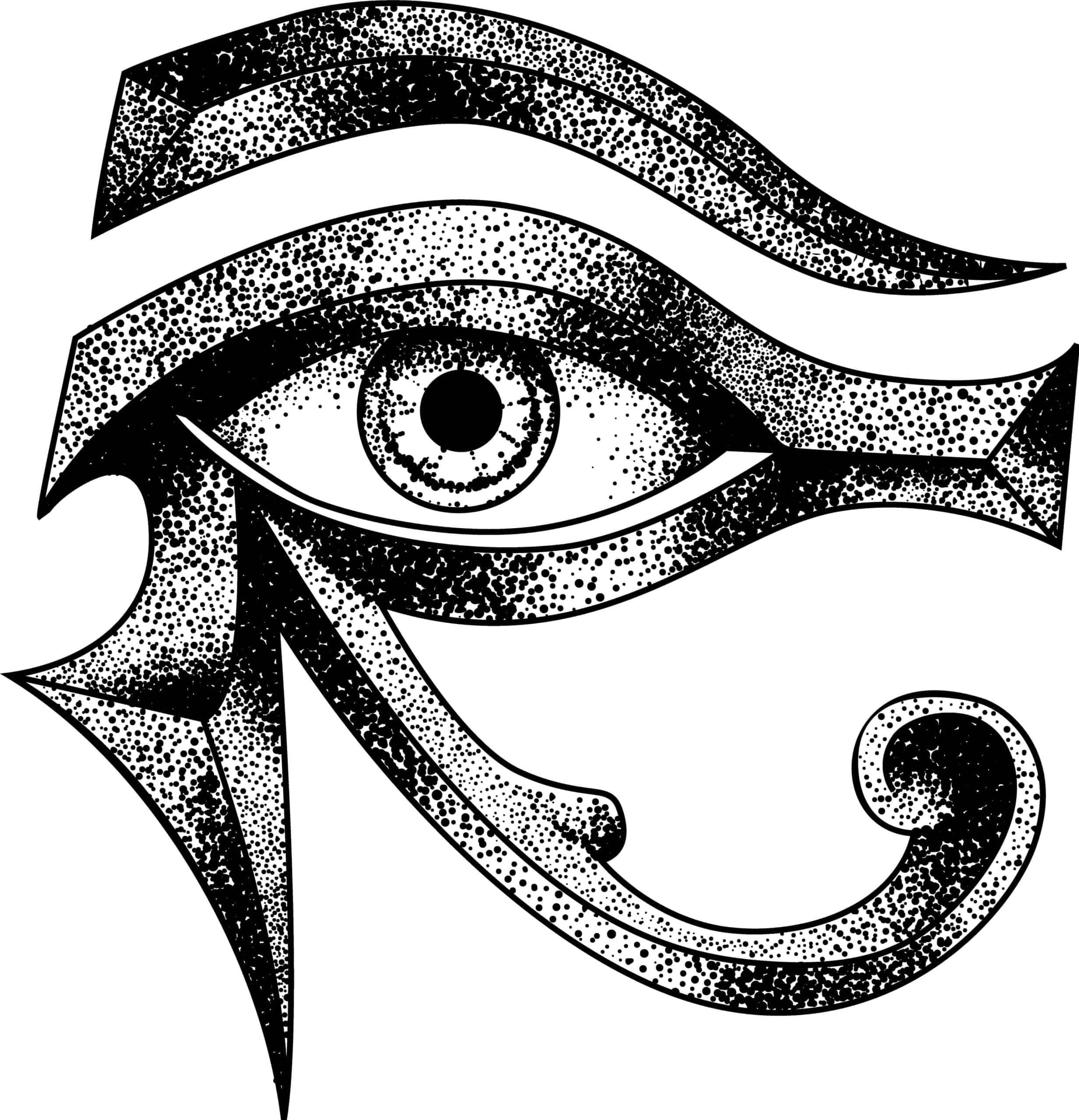 The Difference Between Eye of Ra And Eye of Horus Symbols Explained, Eye of Horus Vs. Eye of Ra