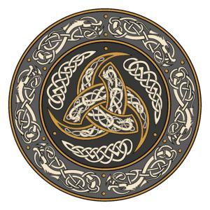 Celtic Triskelion/Triskele Symbol, Its Meaning And Origins