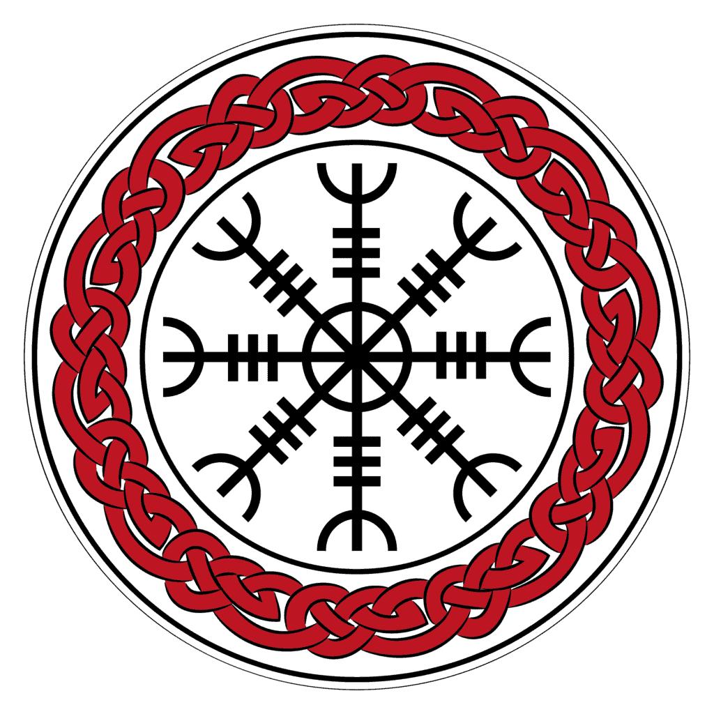 Aegishjalmur, One of the Most Prominent Viking Symbols