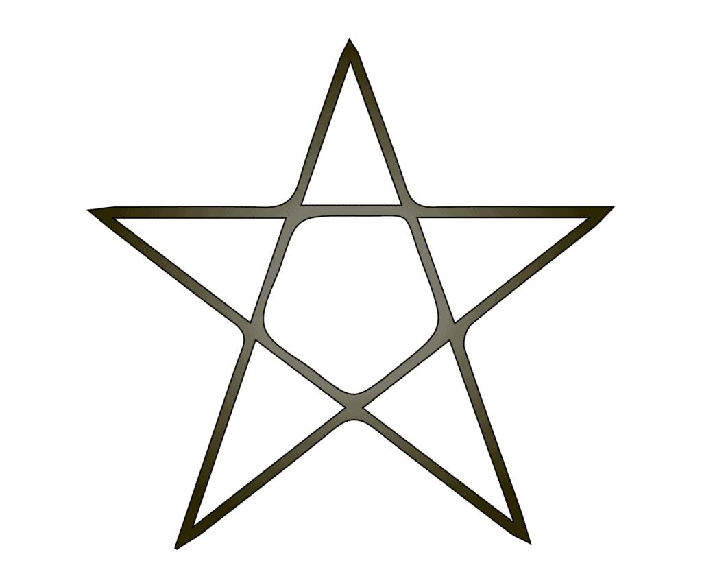 Wiccan Pentagram A Pagan Ancient Symbol