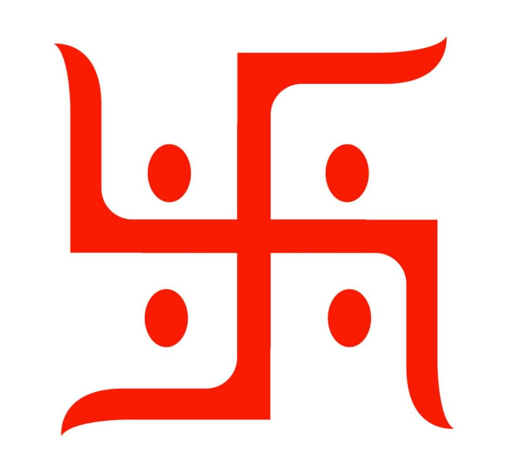 Swastika as One of the Common Viking/Norse Symbols