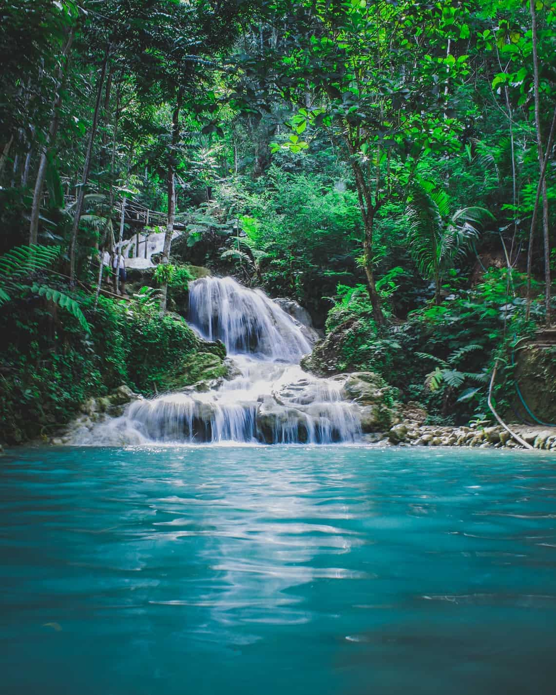 Water Symbolism Explained: A Waterfall Photographed