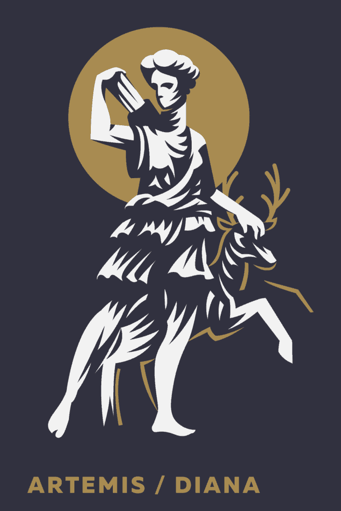 Artemis, the Greek Goddess of the Hunt, Wilderness and Forests