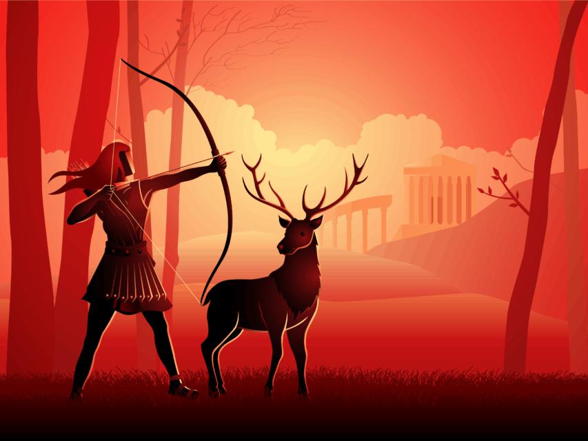 Artemis Symbols, Sacred Animals And Plants - The Goddess of Wilderness In Greek Mythology