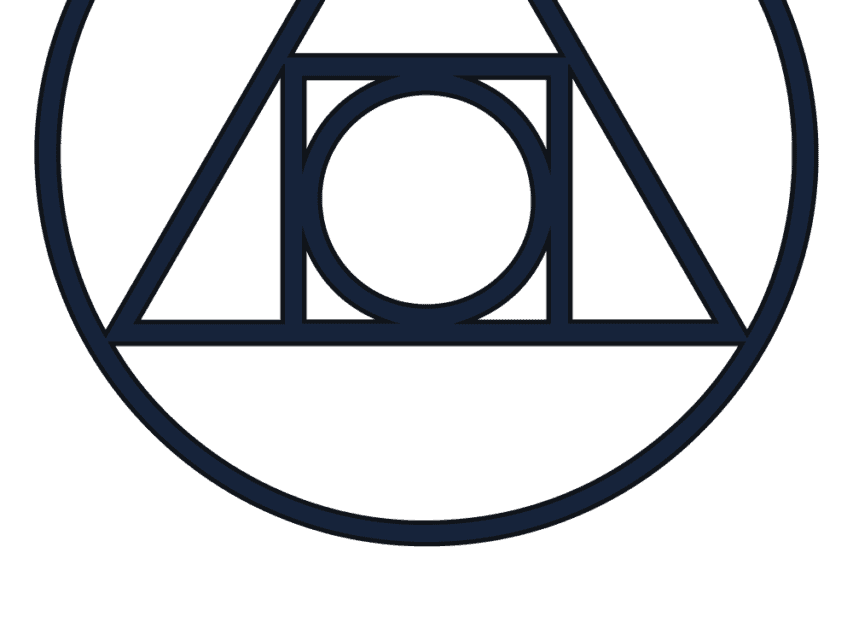 Alchemy Symbols/Signs And Their Meanings, Elemental Symbols - The Extensive List