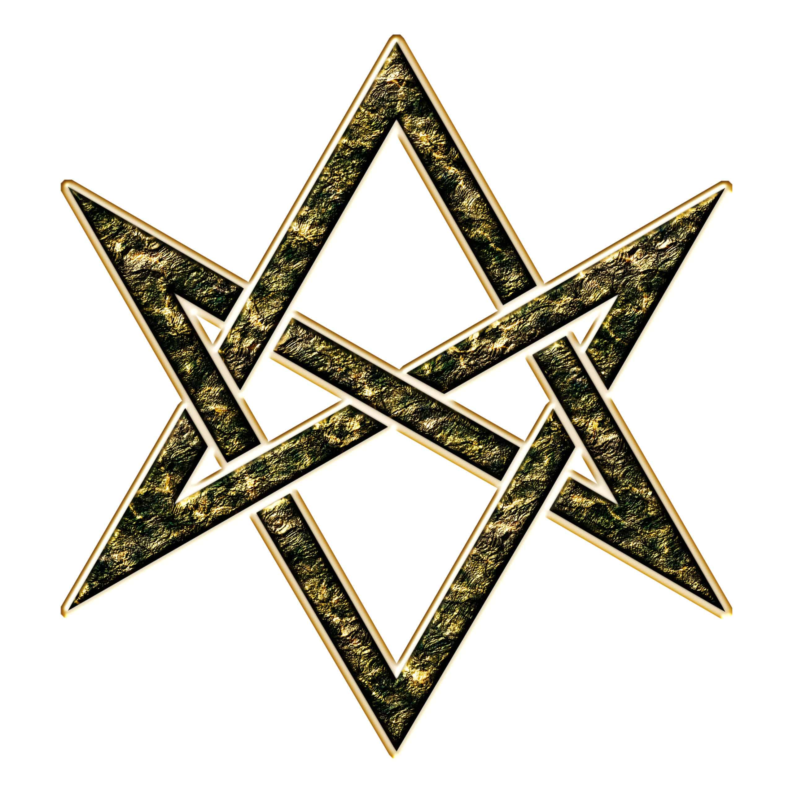 Unicursal Hexagram's Meaning and Origins Explained, Aleister Crowley's Symbol for Thelema Religion