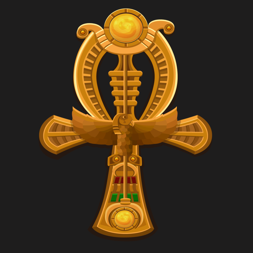 Ankh A Pagan Cross Symbol