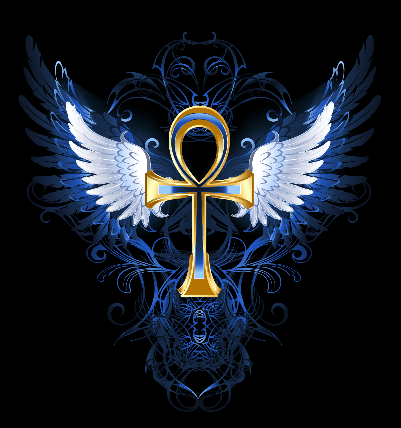 Ankh the Ancient Symbol from Egypt