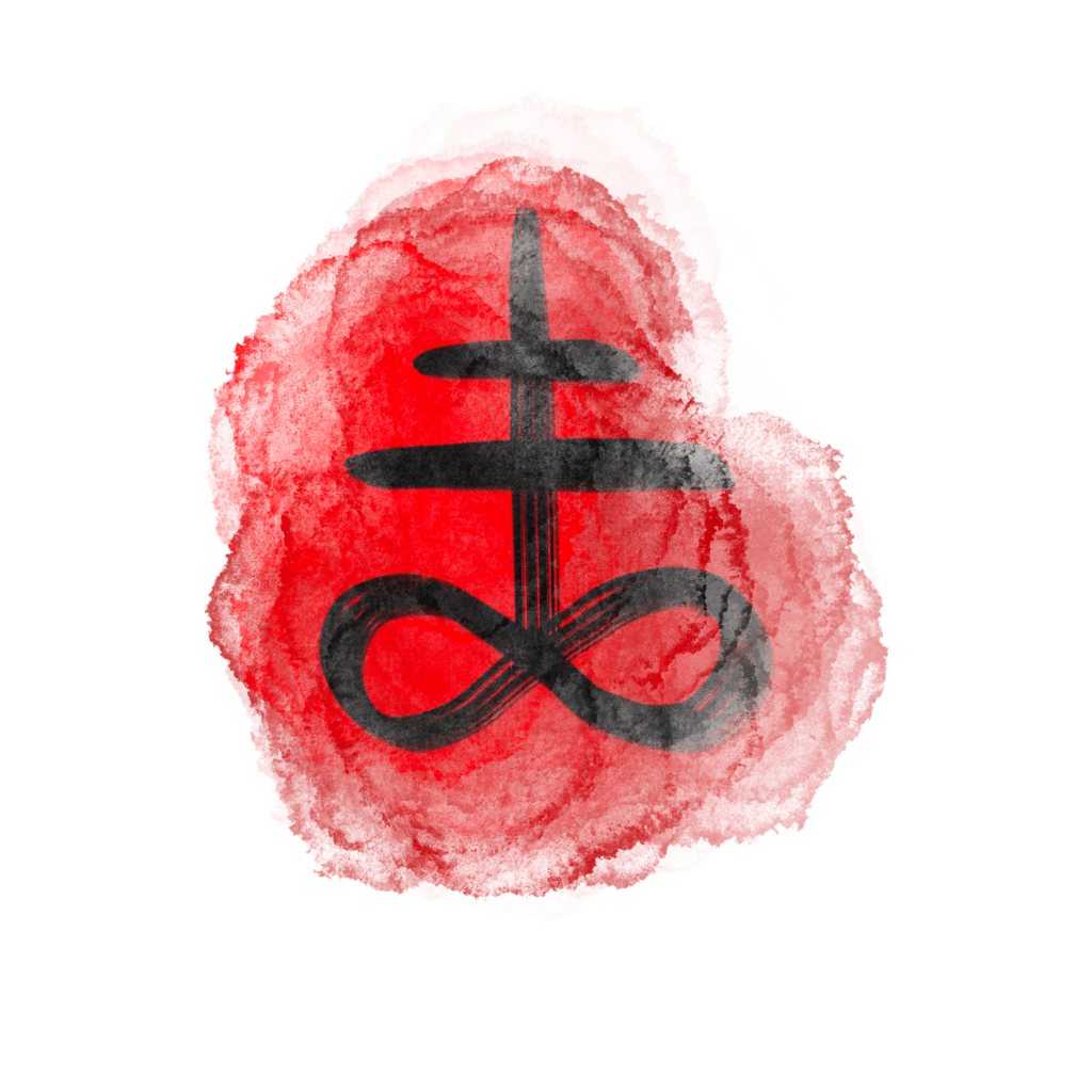 Leviathan Cross Symbol Meaning
