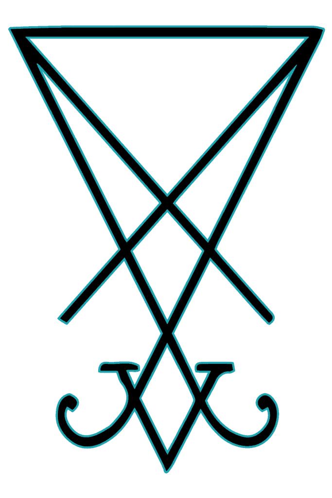 Sigil of Lucifer, Satanic Symbols Collection