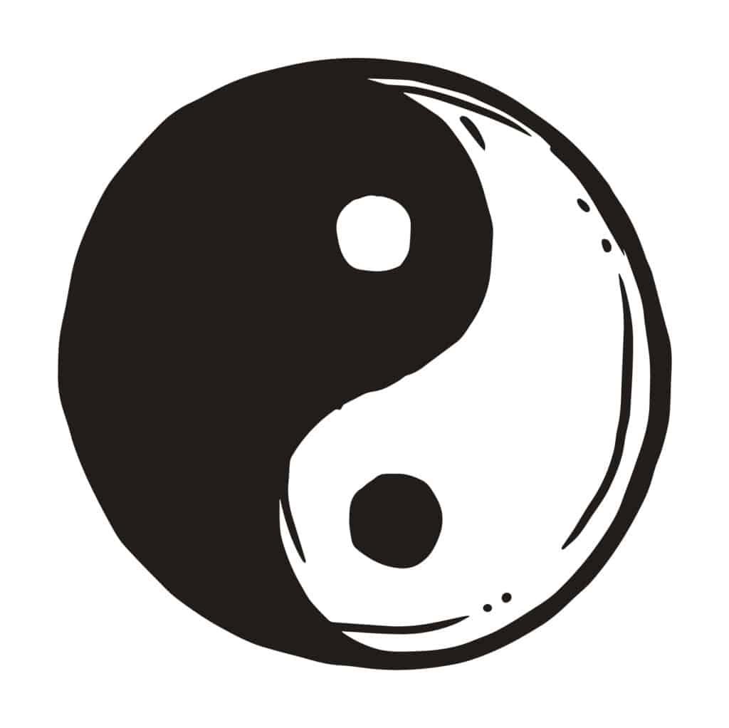Yin and Yang A Chinese Ancient Symbol