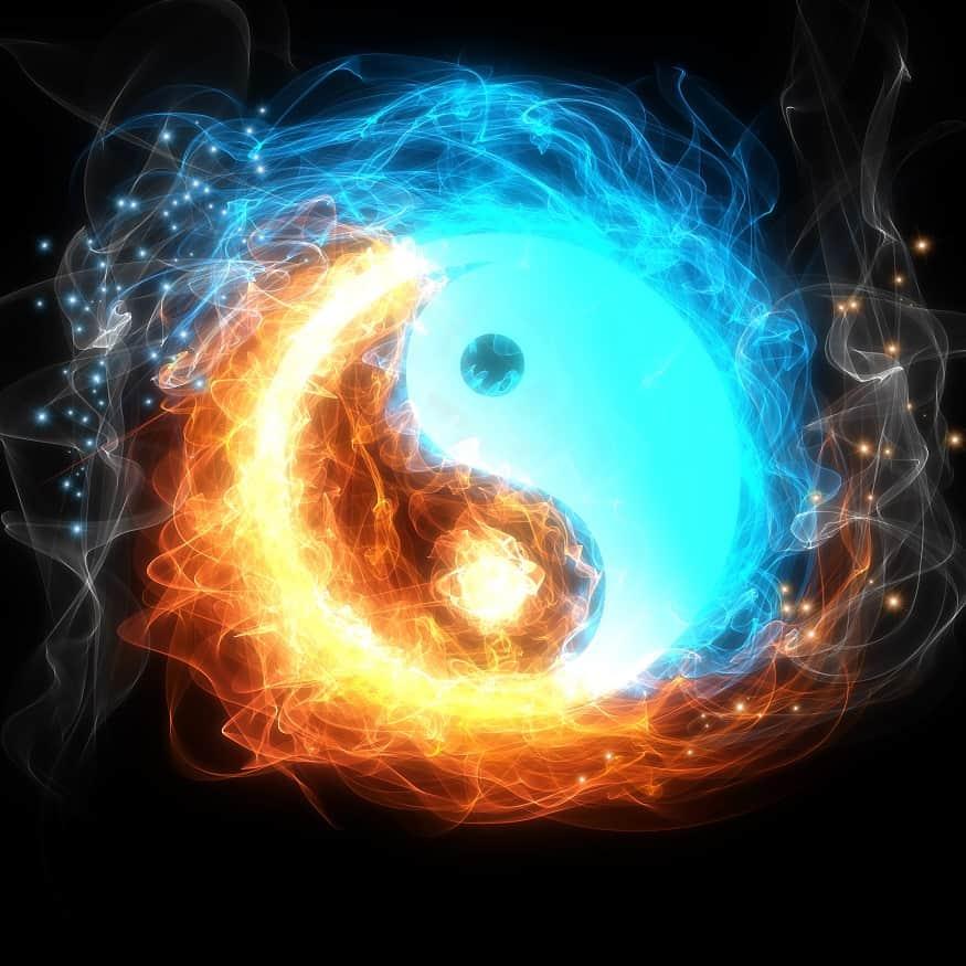 Yin Yang, Ancient Symbols List