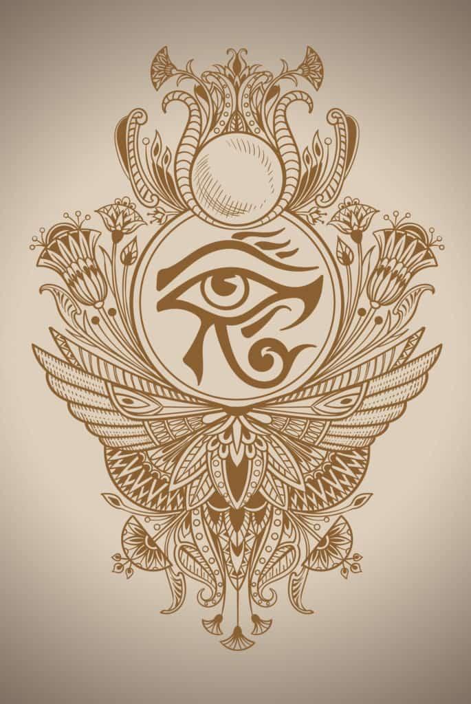 Eye of Horus As an Occult Symbol