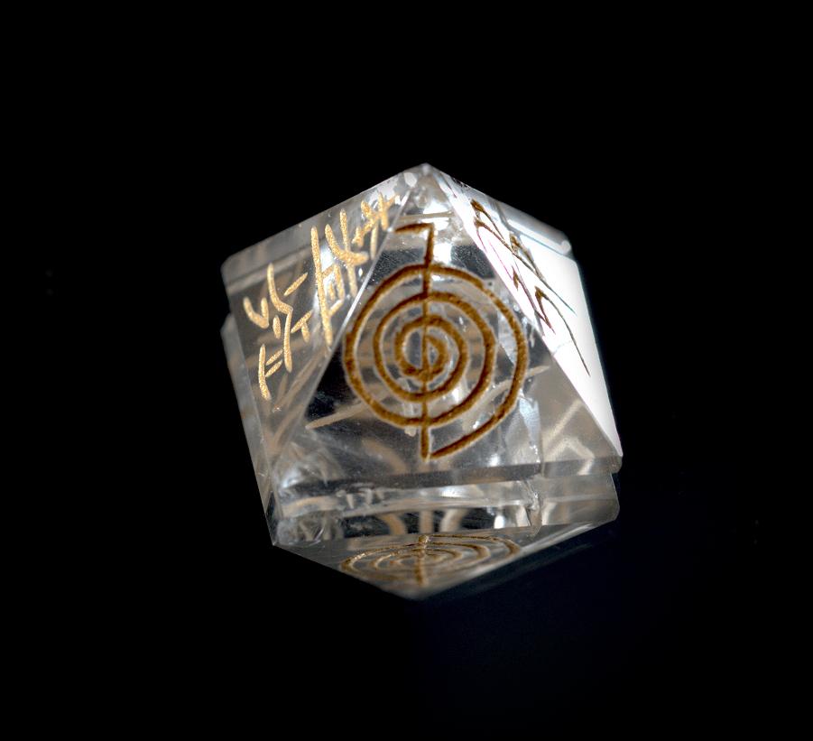 Cho Ku Rei Symbol on Crystal - Meaningi Symbolism and Origin Explained