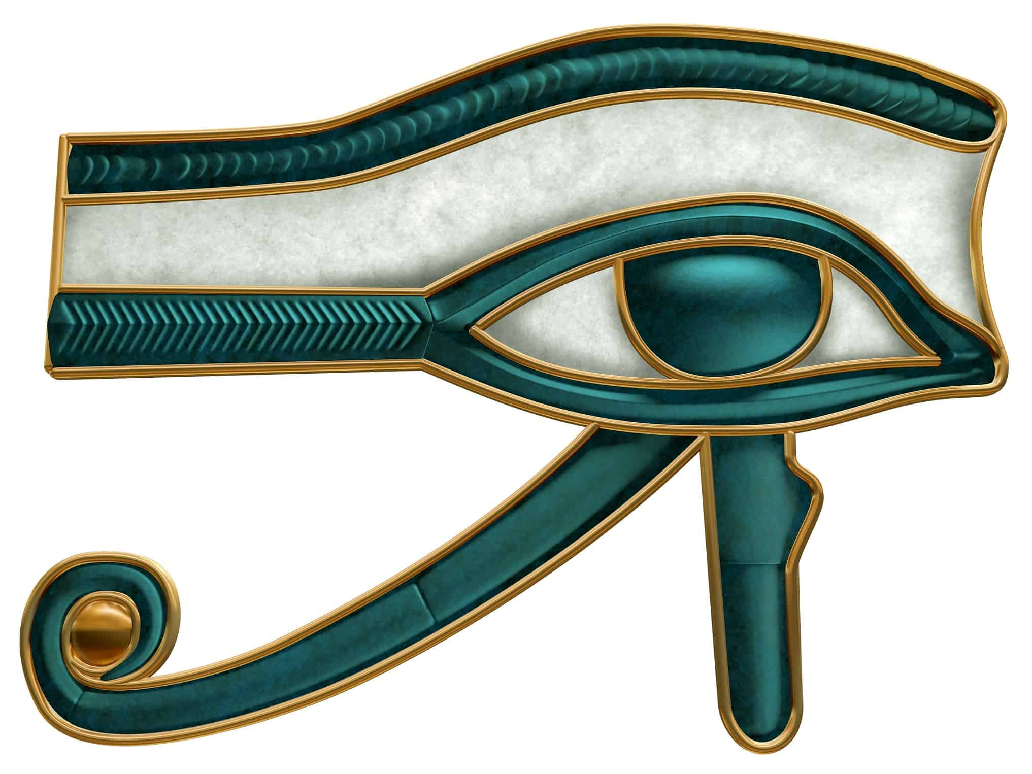 Eye of Ra Meaning, Symbolism and Origin, Eye of Ra and Eye of Horus Compared
