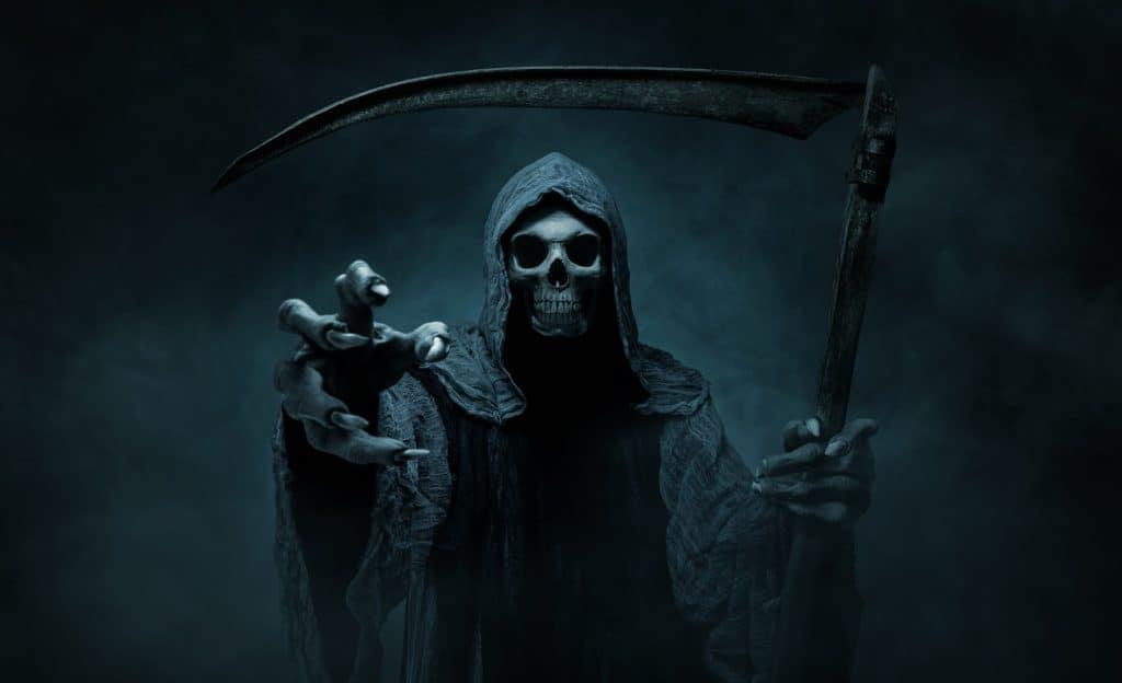 Grim Reaper, Symbols of Death Collection