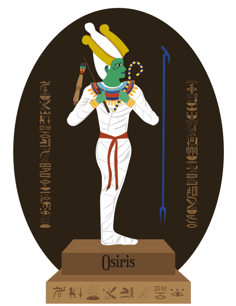 Osiris the God of Death in Ancient Egypt, Death Personified