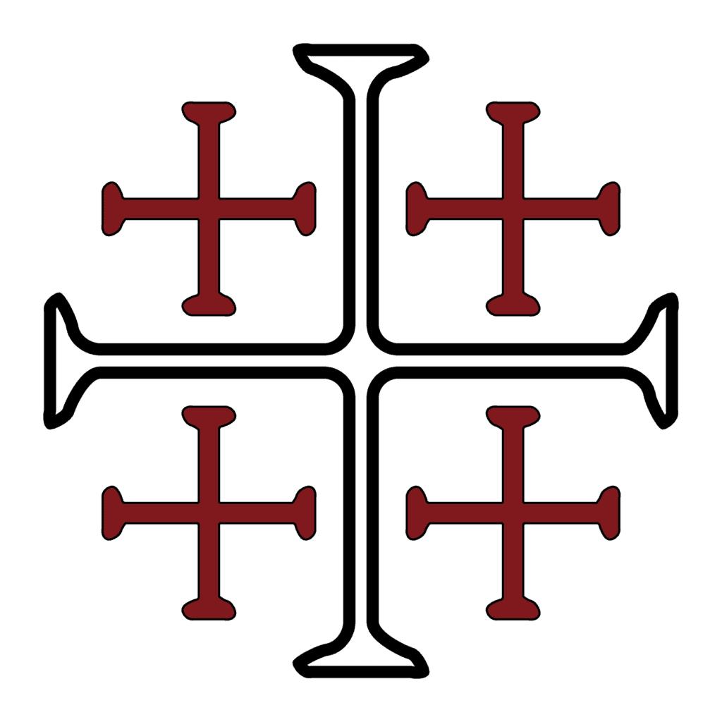 Jerusalem Cross Meaning And Symbolism Explained