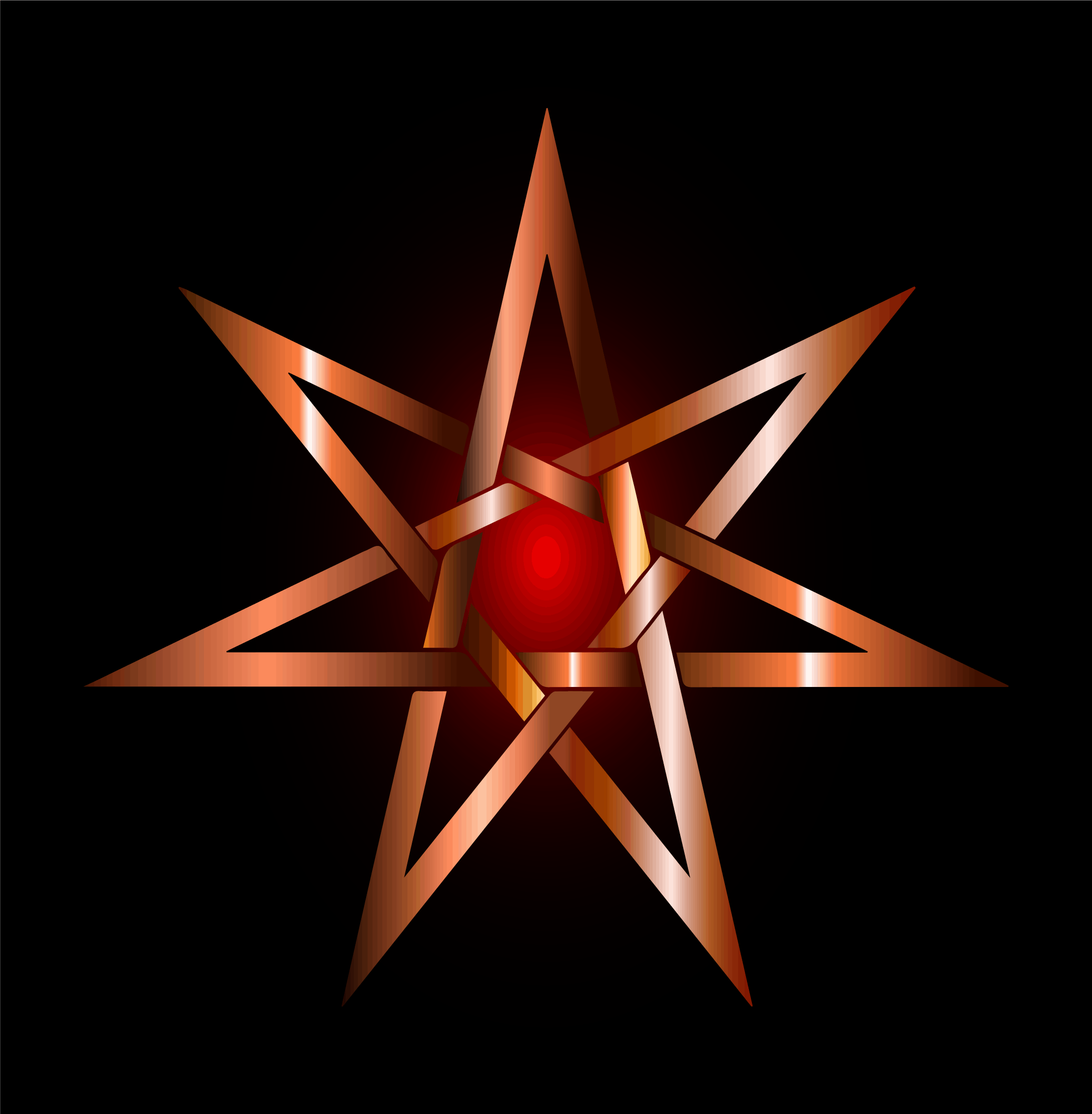 7-pointed Star Meaning, The Symbol Also Known As Heptagram/Septagram, Elven Star