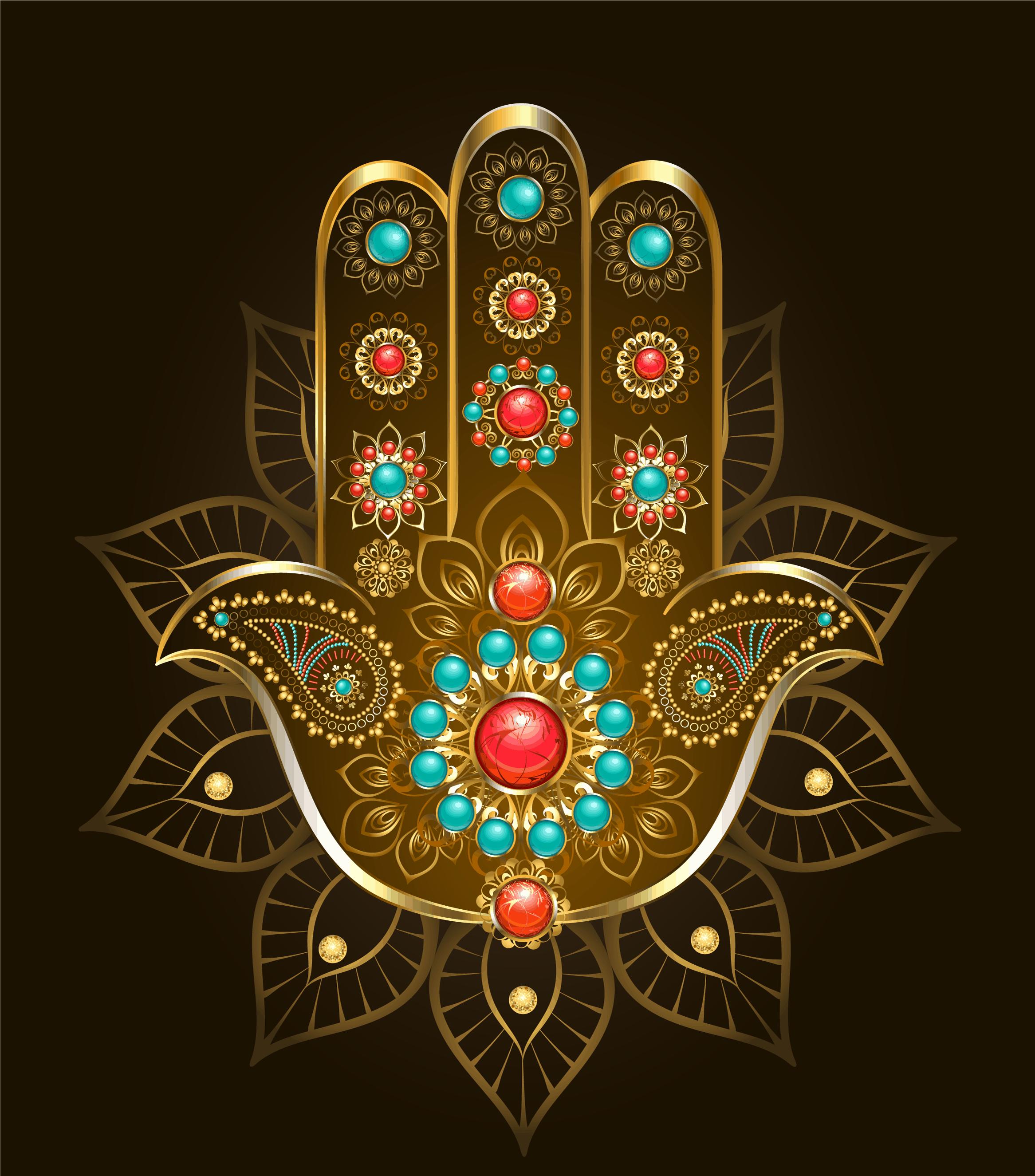 Hamsa Hand Meaning, Symbolism And Origin: The Evil Eye Talisman