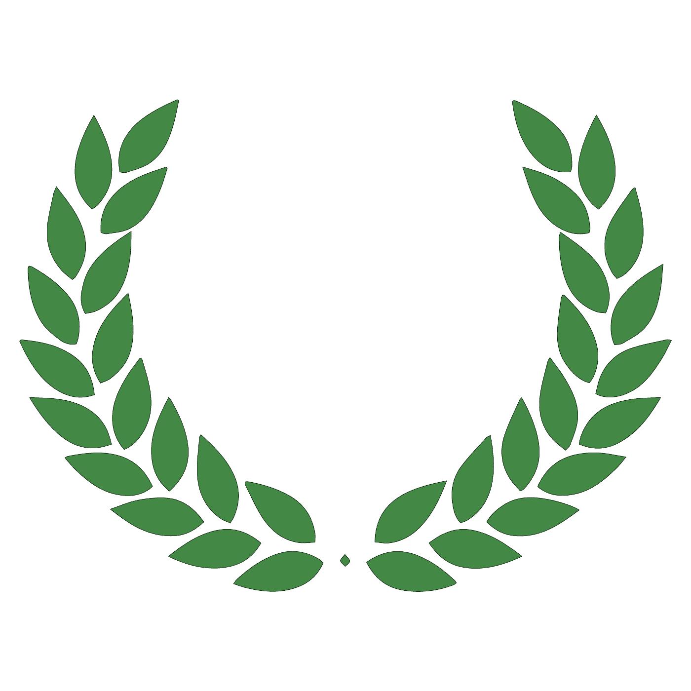 Laurel Wreath Meaning Symbolism and Origin Explained: Laurel Wreath Crowns Illustration