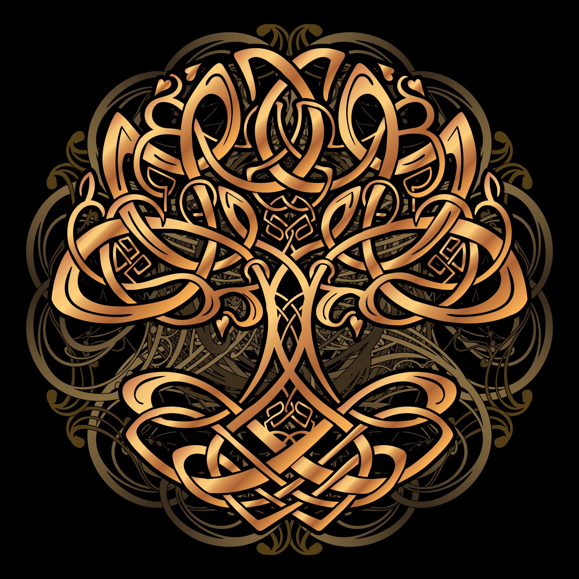 Tree of Life Meaning and Symbolism, Yggdrasil the Norse World Tree in Mythology