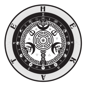 Hecate's Wheel, Strophalos Meaning, Symbolism, Origin And Uses