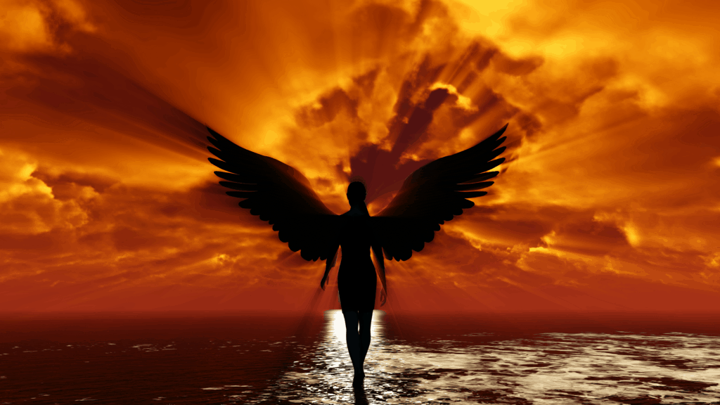 Angel Walking on the Sea, Angel Number 202 Meaning Explained
